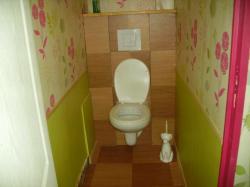 Salle de bain et wc ch double